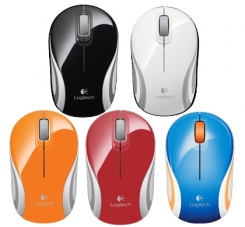 Chuột Laptop Logitech Wireless Mini Mouse M187